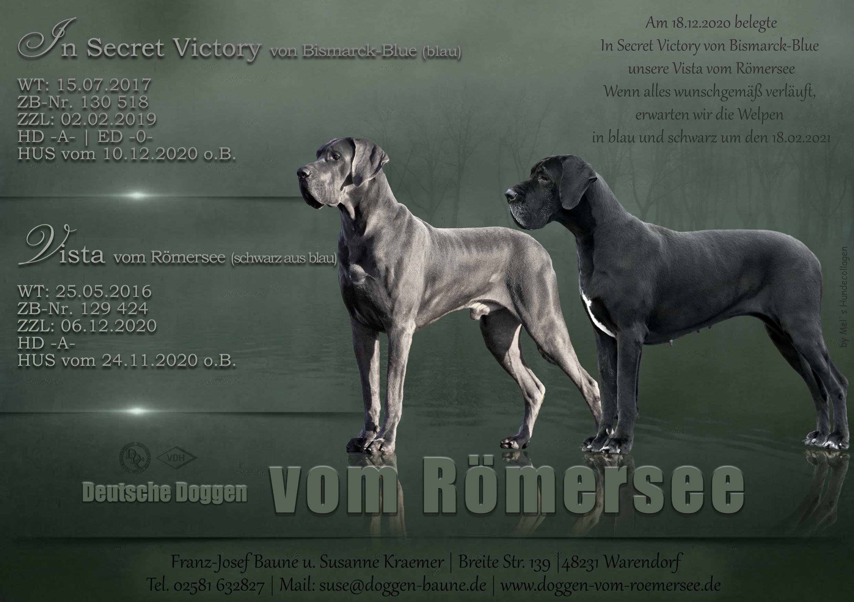 Doggen vom Römersee